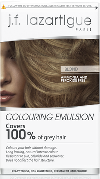 Blond Colouring Emulsion