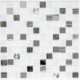 Improve Mosaik selbstklebend mix weiß h11139