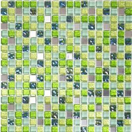 Serap Mosaik mix grün h10935