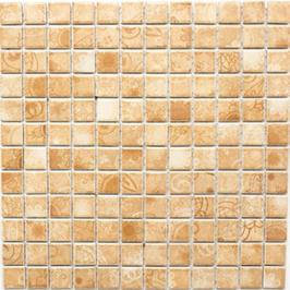 Retro Mosaik beige h10021 LB 102