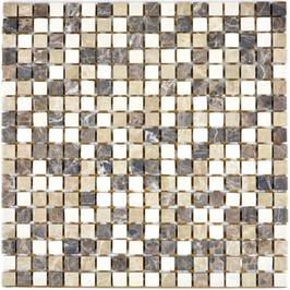 Bali Mosaik mix beige braun h10497 MOS 15/95