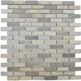 Design Mosaik grau h104347
