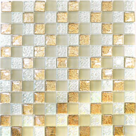 Qin Shi Mosaik champagner h10779
