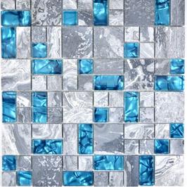Design Mosaik grau h11088