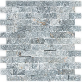 Face Mosaik schwarz h10596
