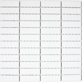 Architecture Mosaik weiß h10203