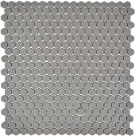 Cuba Glasmosaik grau h10635