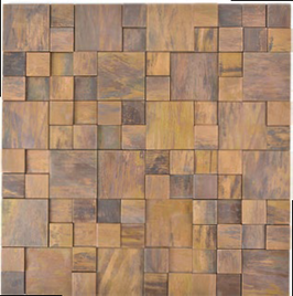 Urban Mosaik kupfer h10374