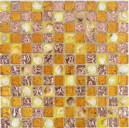 Beach Mosaik orange h10802