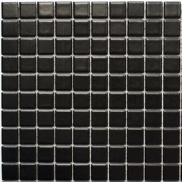Architecture Mosaik schwarz h10230