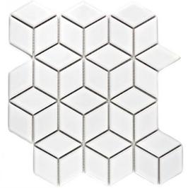 Diamond Mosaik weiß POV 02