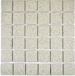 Salt Mosaik cremeweiß h10316