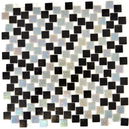 Goldstar Mosaik mix grau mit schwarz h10704