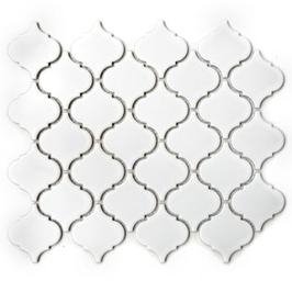 Style Mosaik weiß CLP 11WM