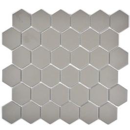 Hexa Mosaik grau h10275 CU HX127
