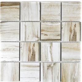 Wood Mosaik beige CIM Q73 WL