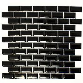 Metro Mosaik schwarz h10050