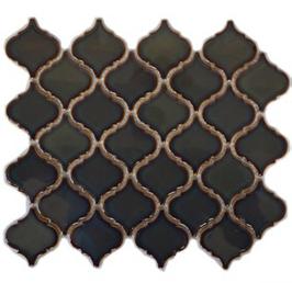 Style Mosaik altgrün h10040