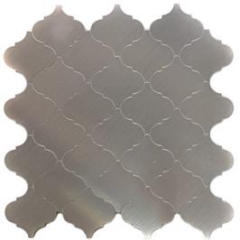 Move Mosaik selbstklebend silber metall h11120