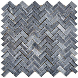 Design Mosaik mix grau h10434