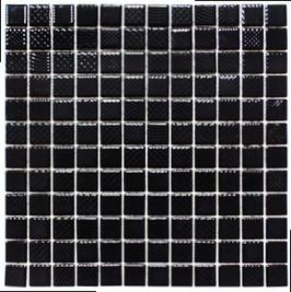 Architecture Mosaik schwarz h10223