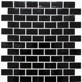 Architecture Mosaik schwarz h10227