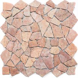 Bali Mosaik rot h10485 Bruchmosaik