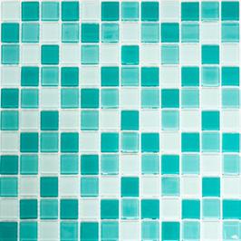 Timeless Mosaik mix grün 4mm h10835 oder 8mm h10838