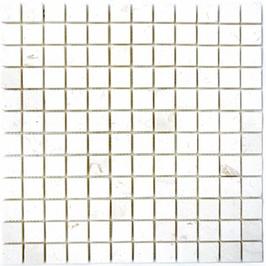 Lime Mosaik weiß h10593