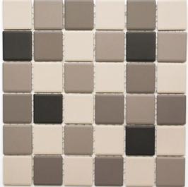 Architecture Mosaik mix hellbeige mit grau h10283 (und oder) hellbeige h10288