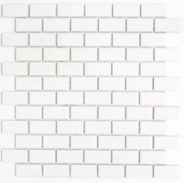 Architecture Mosaik weiß h10206