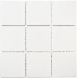 Antislip Mosaik weiß h10188 (Duschboden geeignet)