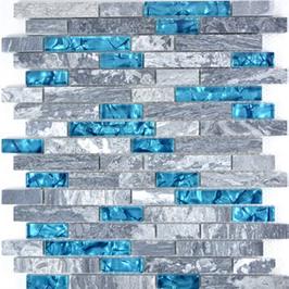 Design Mosaik grau h11089