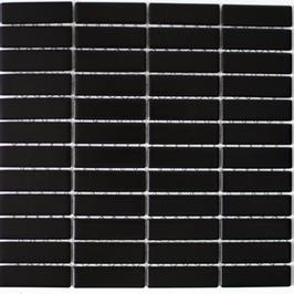 Architecture Mosaik schwarz h10234