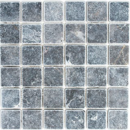 Nero Mosaik schwarz h10541