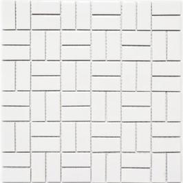 Architecture Mosaik weiß h10208