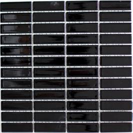 Architecture Mosaik schwarz h10225