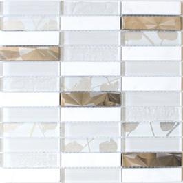 Day Mosaik mix weiß h10946
