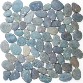 Pebble Mosaik mix dunkelgrau h10396 (und oder) mix beige grau schwarz h10397