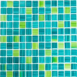 4 oder 8mm Stärke Code Mosaik strichgrün 4mm h10803 oder 8mm h10805