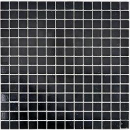Glasmosaik Water schwarz h10686