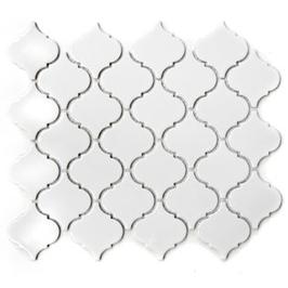 Style Mosaik weiß h10035