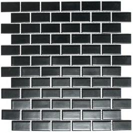 Architecture Mosaik schwarz h10236