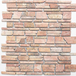 Bali Mosaik rot h10488