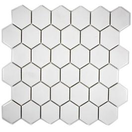 Hexa Mosaik weiß h10274 CU HX101