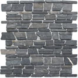 Bali Mosaik schwarz h10476