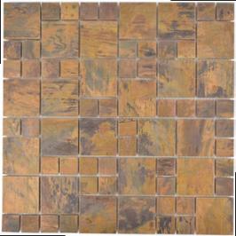 Urban Mosaik kupfer h10369