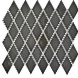 Diamond Mosaik schwarz h10089