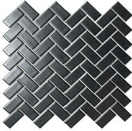 Architecture Mosaik schwarz CHB 06BM