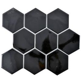 Hexa Mosaik schwarz HX 110